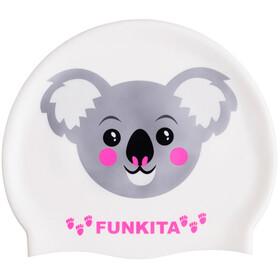 Funkita Silicone Swimming Cap, fuzzy wuzzy
